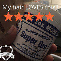 BB Maximum Strength with Vitamin E Super Gro Conditioner uploaded by Brittany M.