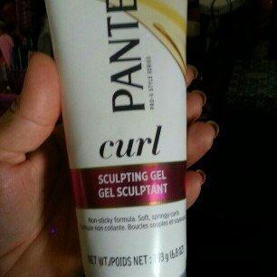 Photo of Pantene Pro-V Curl Shaping Hair Gel 6.8 Oz uploaded by Jossy R.