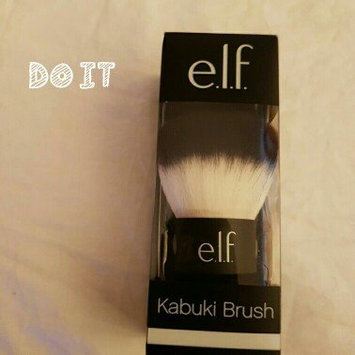 Photo of e.l.f. Studio Kabuki Face Brush uploaded by Mariel D.