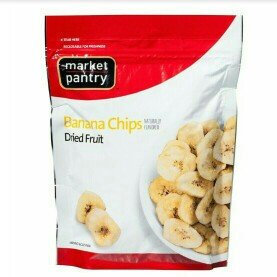 Photo of Market Pantry Banana Chips Dried Fruit 4.5 oz uploaded by Courtney S.