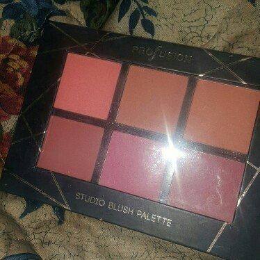 Profusion Cosmetics Studio Blush Palette 6 Color Blush uploaded by Tabitha P.