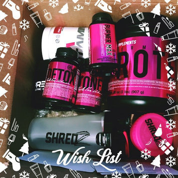 Photo of Non-Bloating Toner for Women for Energy Stamina and Pump by SHREDZ - 1 Month Program by SHREDZ 90 CAPSULES uploaded by Celeste P.