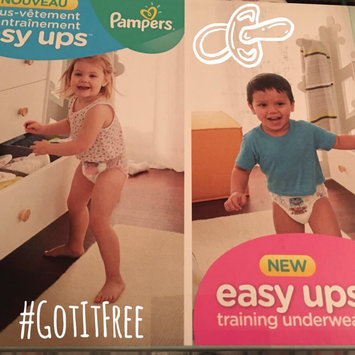 Photo of Pampers® Easy Ups™ uploaded by Rasha M.