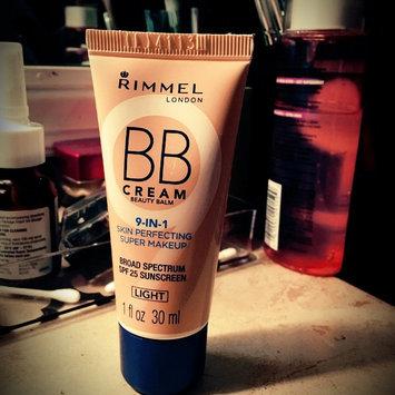 Photo of Rimmel BB Cream 9 in 1 Light uploaded by Jayleen M.