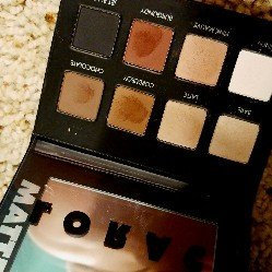 LORAC PRO Matte Eye Shadow Palette (Chocolate/Red/Latte) uploaded by Kristin V.