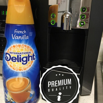 Photo of International Delight Gourmet Coffee Creamer French Vanilla uploaded by Kelsey S.