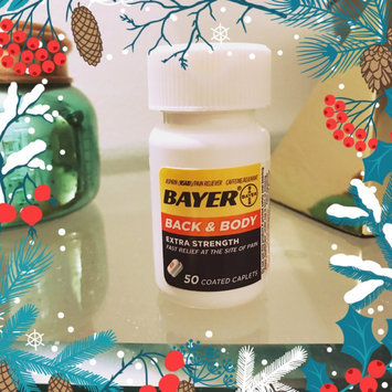 Photo of Bayer Back & Body Coated Caplets - 50 CT uploaded by Aydin A.