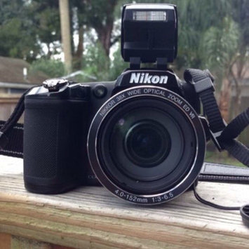 Photo of Nikon Coolpix L840 Wi-Fi Camera + 32GB Card + Case + Tripod + Accessory Kit uploaded by Haley N.