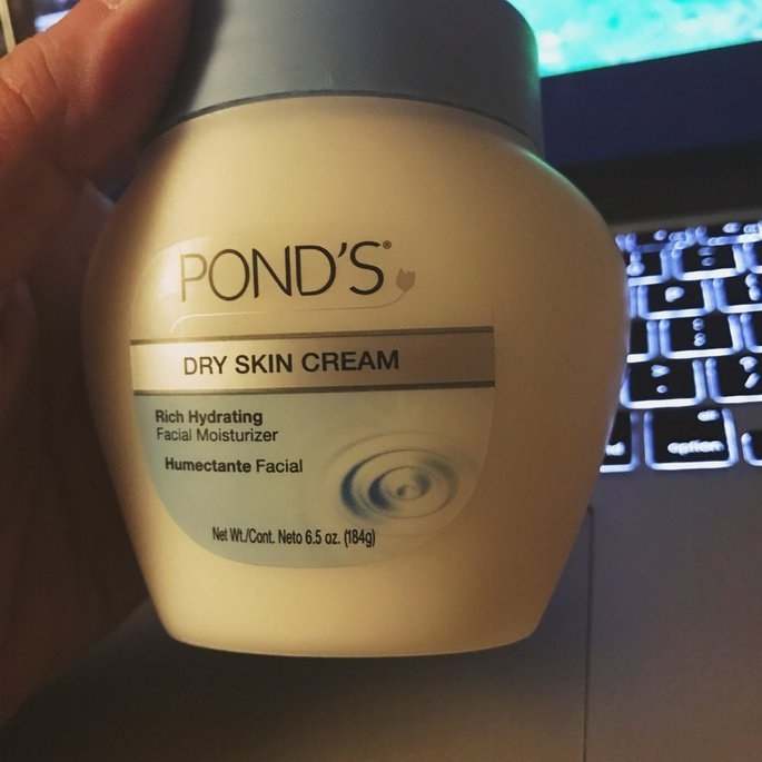 Pond's Dry Skin Cream uploaded by Veronica M.