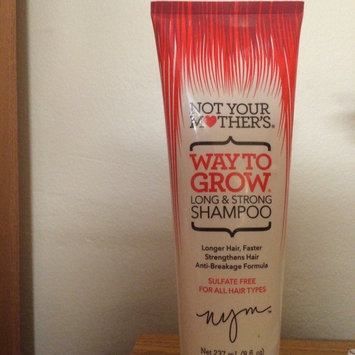 Not Your Mother's Way To Grow Long & Strong Shampoo uploaded by Mary W.