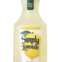 Simply Lemonade All Natural Lemonade with Raspberry uploaded by Viviana P.