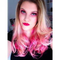 Ion Color Brilliance Brights Semi-Permanent Hair Color Magenta uploaded by Hannah V.