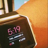 Fitbit - Blaze Smart Fitness Watch (large) - Plum uploaded by Laina K.