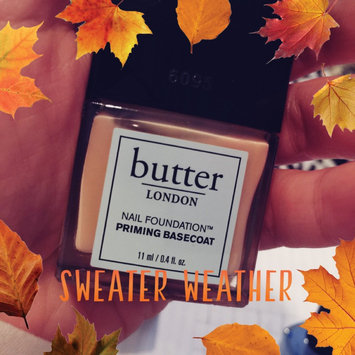 Photo of Butter London Nail Foundation Priming Basecoat uploaded by Rachel C.