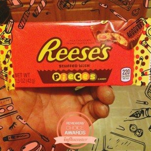 Reese's Pieces Peanut Butter Cups, 24 Ct, 1.5 Oz uploaded by Benji P.