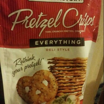 Photo of Pretzel Crisps® Crackers Everything uploaded by Casey B.