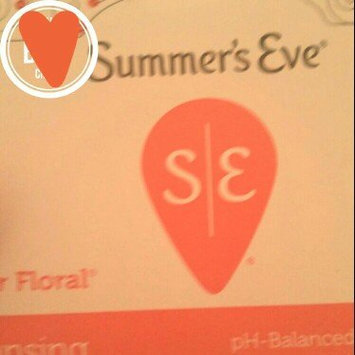 Summer's Eve Cleansing Cloths for Sensitive Skin uploaded by Amanda  F.