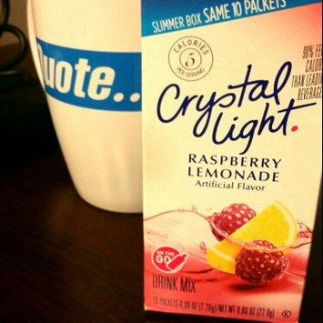 Crystal Light Drink Mix uploaded by Elizabeth S.