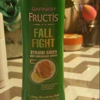 GARNIER FRUCTIS TREATMENT Garnier Fructis Fall Fight Strand Saver Anti-Breakage Spray uploaded by charisse c.
