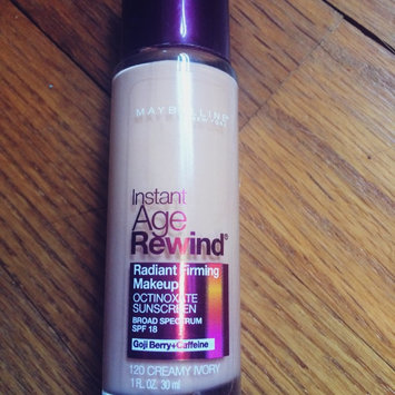 Maybelline Instant Age Rewind® Radiant Firming Makeup uploaded by Allison G.