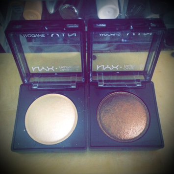 NYX Cosmetics Baked Eye Shadow uploaded by Lindsay W.