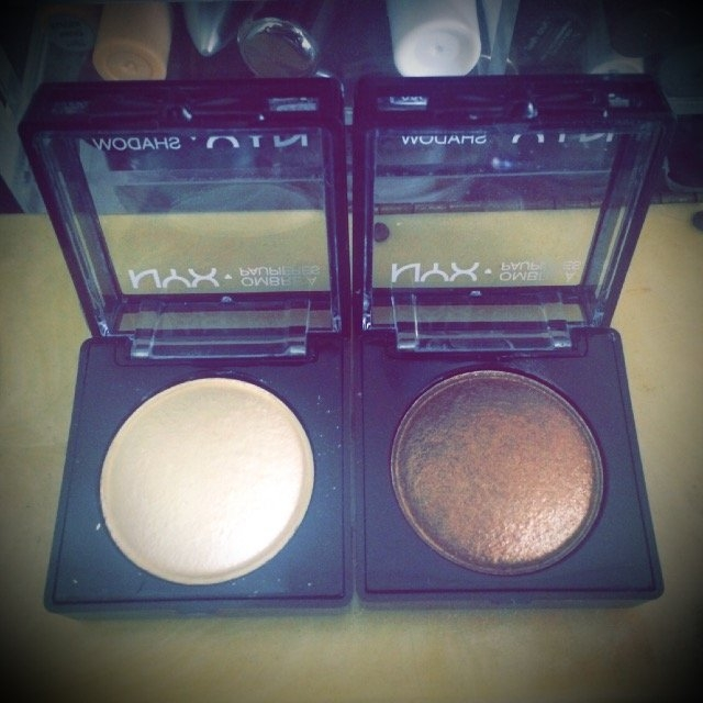 NYX Cosmetics Baked Eye Shadow uploaded by Lindsay W.