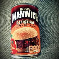 Hunt's Manwich Original Sloppy Joe Sauce uploaded by Cheyenne B.