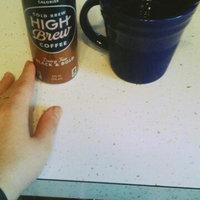 High Brew Cold Brew Dark Chocolate Mocha Coffee, 8 fl oz, (Pack of 12) uploaded by Madeline C.