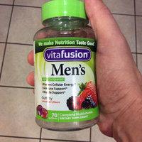 Vitafusion Men's Gummy Vitamins Complete MultiVitamin Formula uploaded by Dennis B.