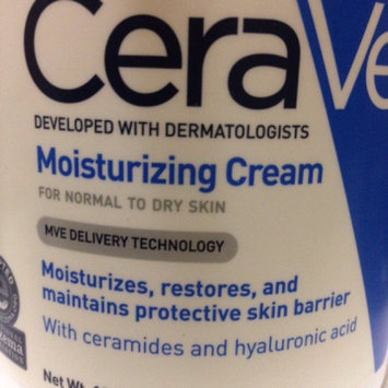 Photo of CeraVe Moisturizing Cream uploaded by Gc C.