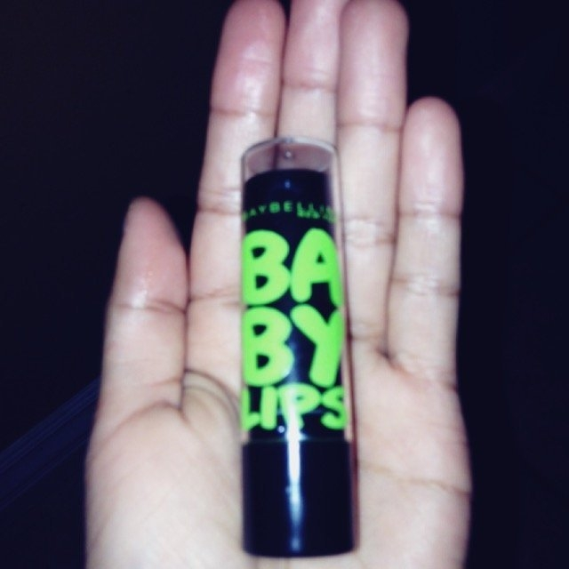 Maybelline New York Baby Lips Moisturizing Lip Balm Electro Collection 90 Minty Sheer 2 Pcs uploaded by Jennifer D.