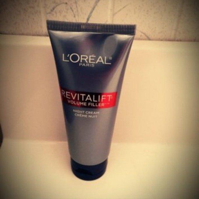 L'Oréal® Paris RevitaLift® Volume Filler Night Cream uploaded by Amber M.