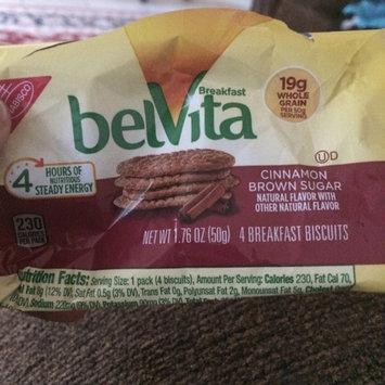 Nabisco® belVita® Cinnamon Brown Sugar Breakfast Biscuits 1.76 oz. Pack uploaded by Abi B.