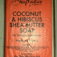SheaMoisture Coconut & Hibiscus Shea Butter Soap uploaded by Monica B.