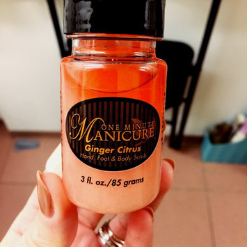 Photo of One Minute Manicure - Ginger Citrus 85g/3oz (Travel Size) uploaded by Rosa H.
