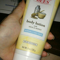 Naturally Nourishing Milk & Honey Lotion  uploaded by Brittney T.
