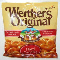 Werther's Original New Soft Caramels 2.22 Oz (63g) (3 Pack) uploaded by iris S.