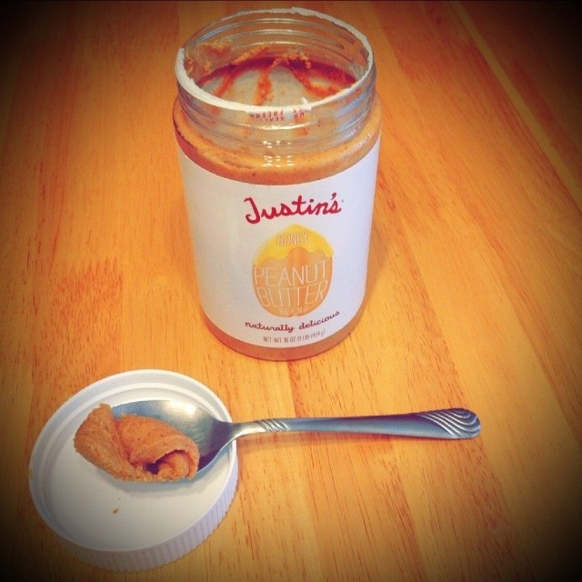 Justin's Natural Honey Peanut Butter Blend uploaded by Shannon O.