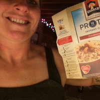 Quaker® Protein Instant Oatmeal Cranberry Almond uploaded by Julie G.