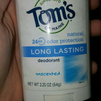 Tom's of Maine Unscented Deodorant uploaded by hillary v.