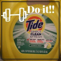 Tide TIDE SIMPLY C&F 138OZ/89LD LQ DF uploaded by April P.