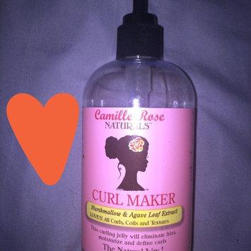 Camille Rose Natural Camille Rose Curl Maker 12 oz uploaded by Kamarya K.