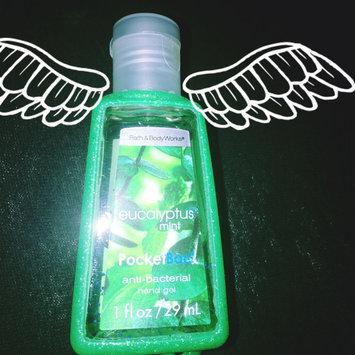 Photo of Bath & Body Works PocketBac Stress Relief Eucalyptus Spearmint Anti-Bacterial Hand Gel uploaded by Trinity L.