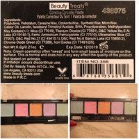 BEAUTY TREATS Corrective Concealer Palette - Multi uploaded by Darlene H.