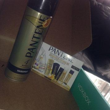 Photo of Pantene Pro-V Extra Strong Hold Hair Spray, 11 oz uploaded by Zahall A.