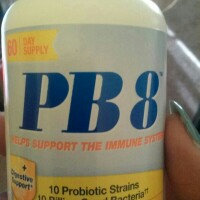Photo of PB 8™ Dietary Supplement Capsules 60 ct Bottle uploaded by Ciara C.
