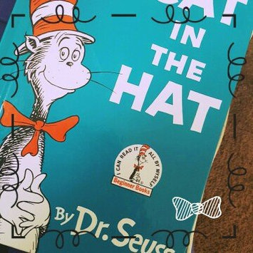 The Cat in the Hat by Dr. Seuss uploaded by monissa n.