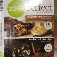 ZonePerfect Nutrition Bar, Chocolate Peanut Butter, Double Dark Chocolate (24 bars) uploaded by Heather C.