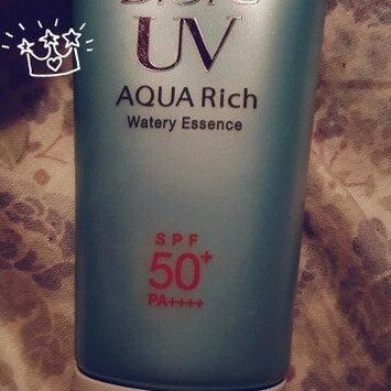 Photo of Bioré UV Aqua Rich Watery Essence SPF 50+ PA++++ uploaded by Momo N.