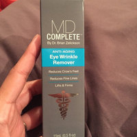 MD Complete Anti-Aging Eye Wrinkle Remover Eye Cream Treatment uploaded by Jeanette  G.